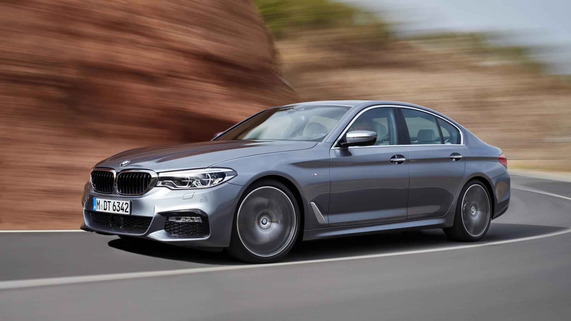 BMW 540i – 2017