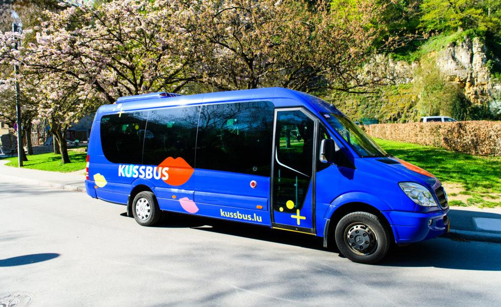 Kussbus, une nouvelle solution de mobilité ?