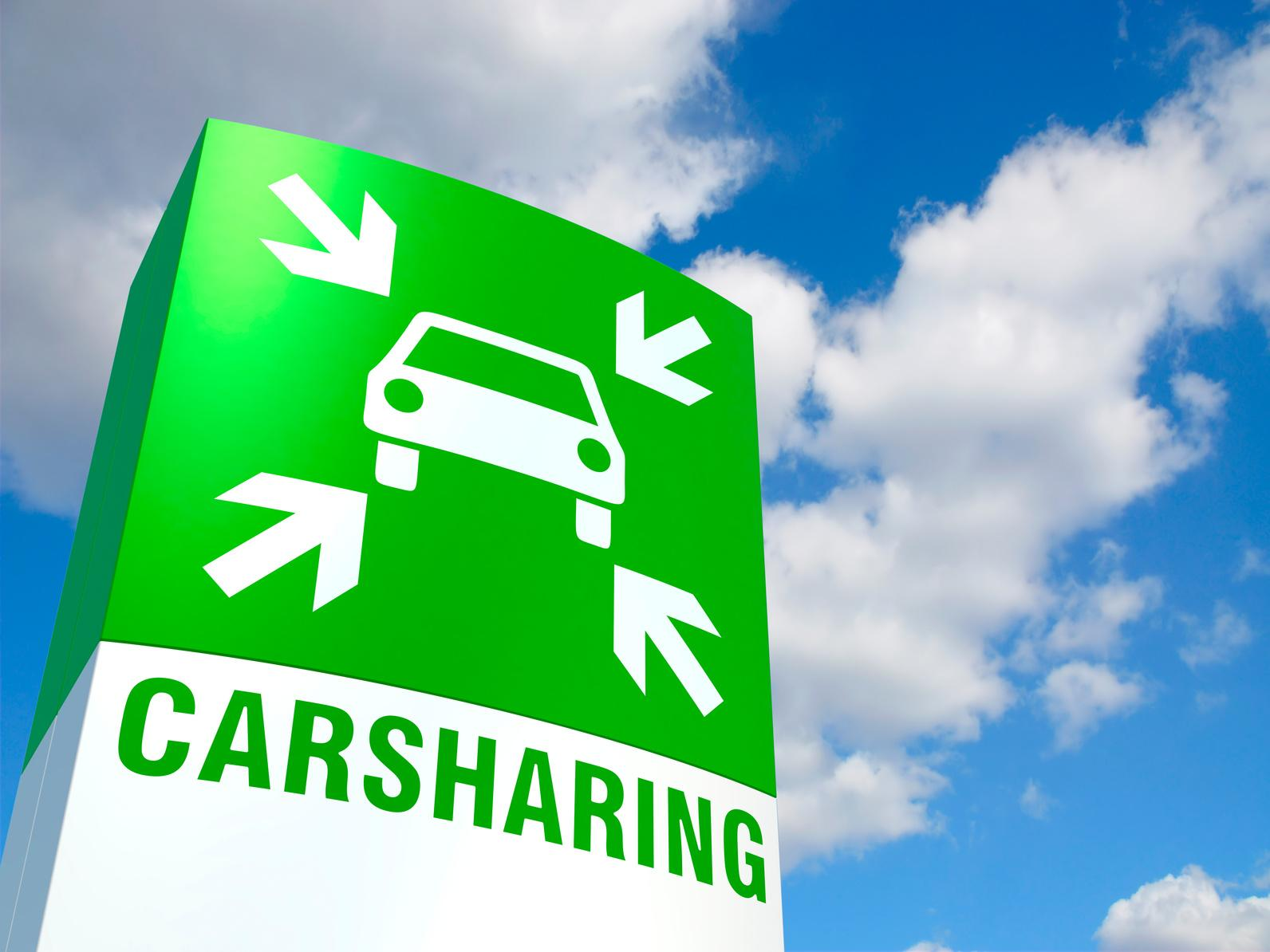 Try Car Sharing In The Corporate World